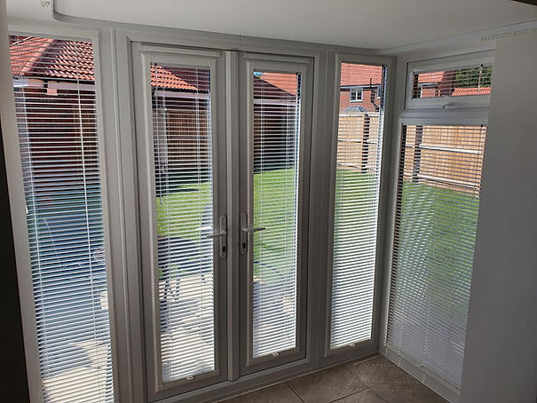 Perfect Fit Aluminium Blinds Harrogate