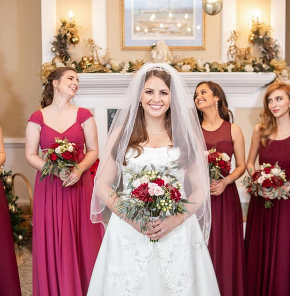 Classic Bride & Bridal Party