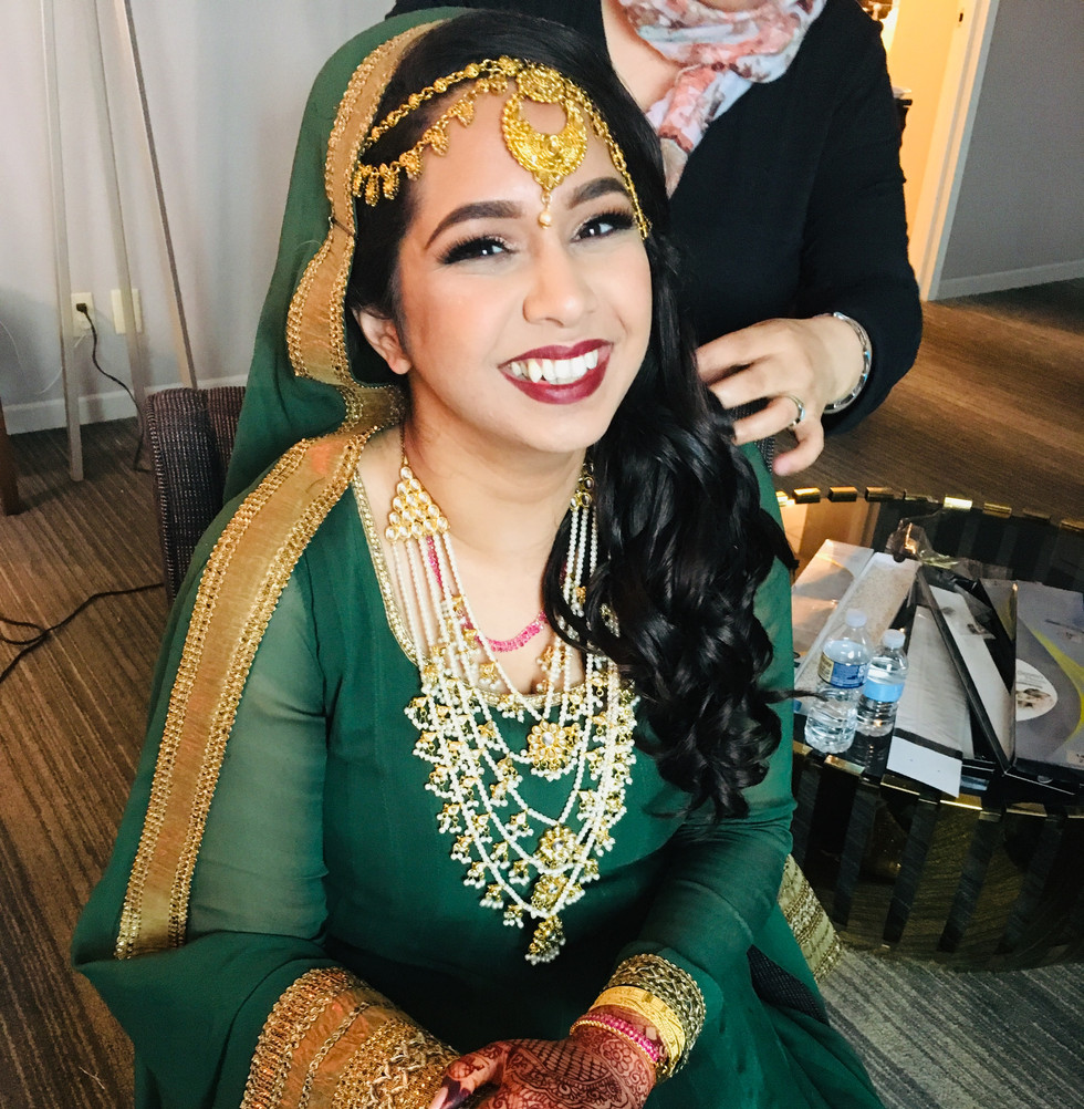 South Eastern Traditional Bride