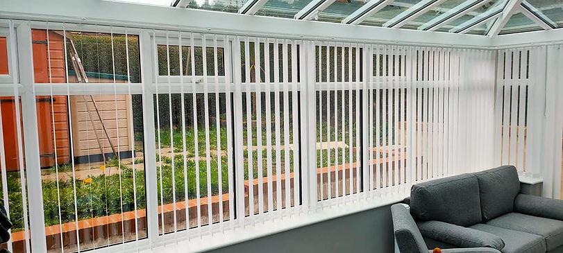 Conservatory Blind Harrogate