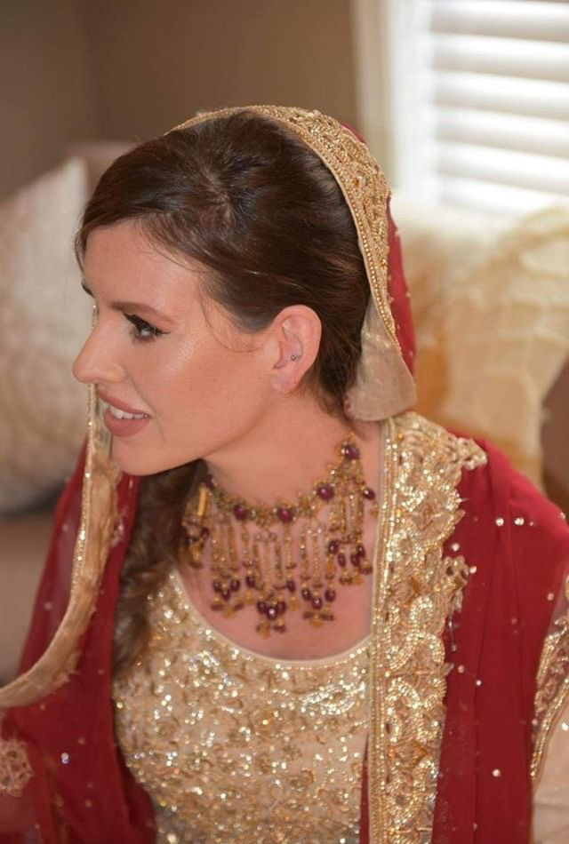 Traditional Eastern Bride