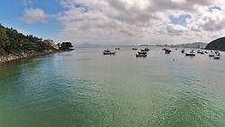 Praia de São Miguel - Penha - SC - Pousada das conchas