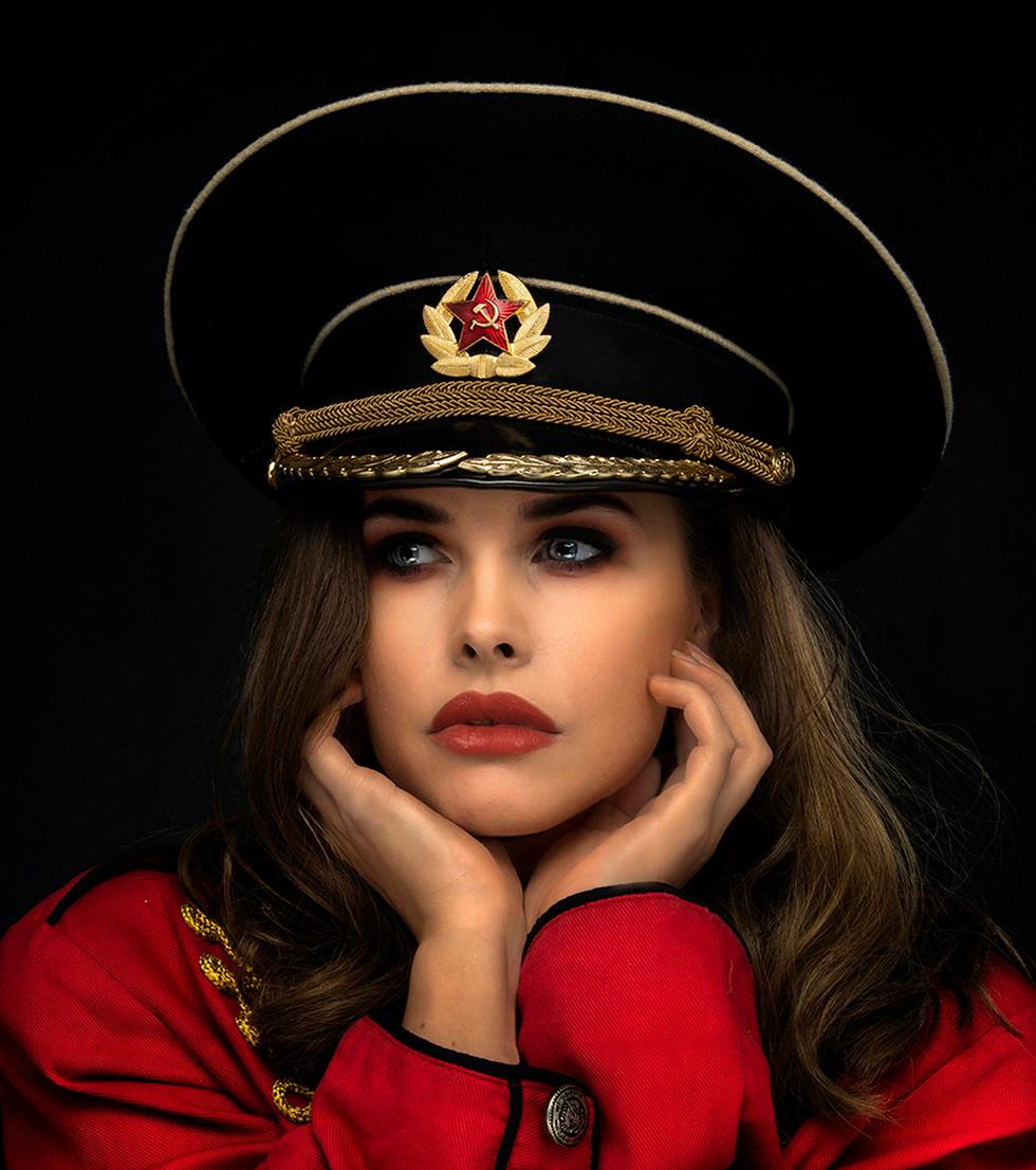 PDI - Soviet Beauty by William Allen (10 marks)