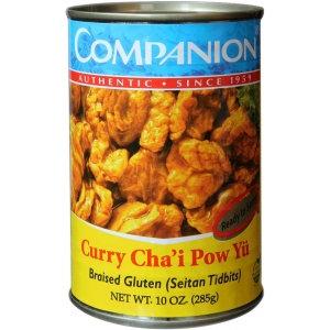 Curry Chai Pow Yu