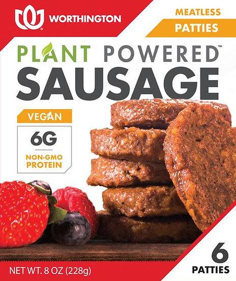 Worthington Sausage Patties