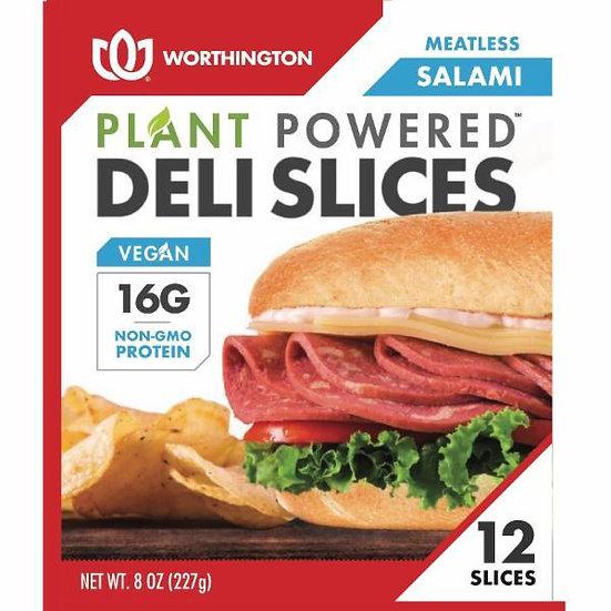Meatless Salami Deli Slices