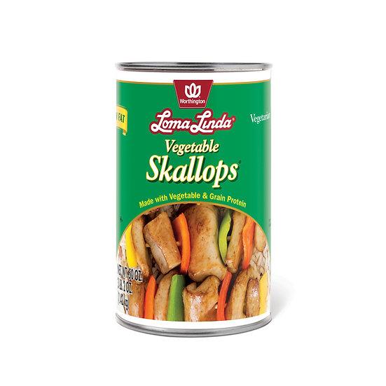 Vegetable Skallops