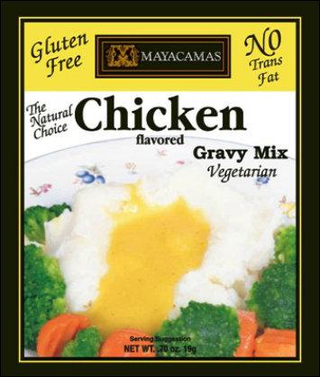 Chicken Flavored Gravy Mix