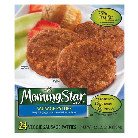 Morningstar Breakfast Patties