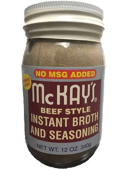 McKay's Beef w/o MSG