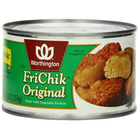 Low Fat FriChik