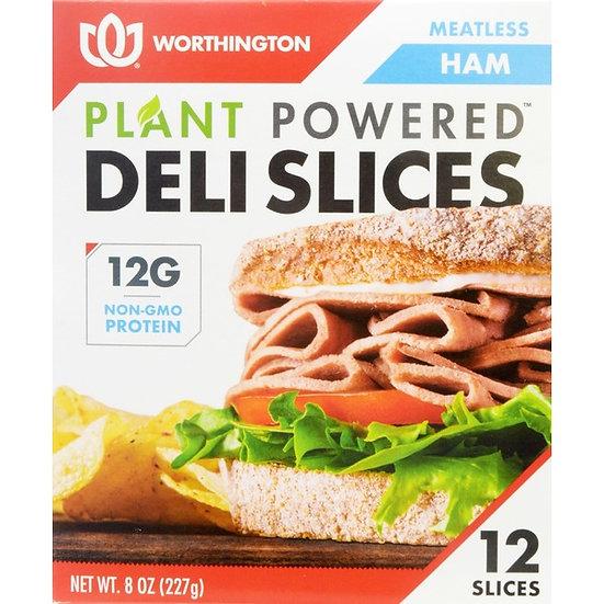 Meatless Ham Deli Slices