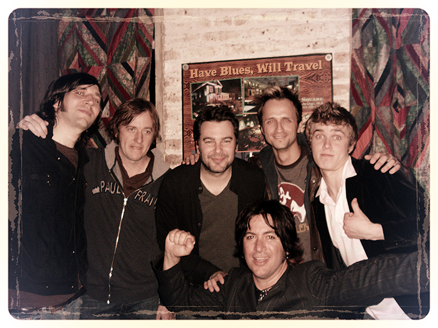 Dylan + Kyle w. The Wallflowers