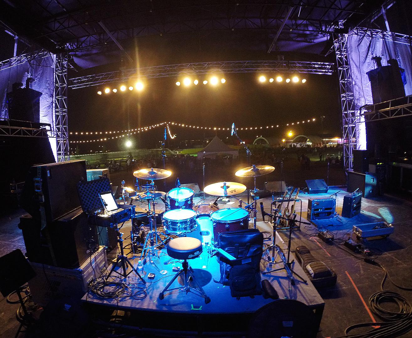 Dylan Hermiston Festival Gig