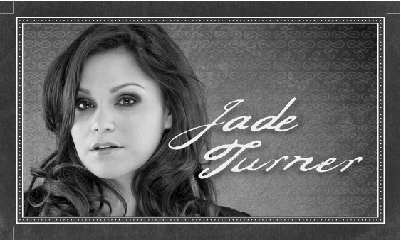 Artist Jade Turner Business Card Front