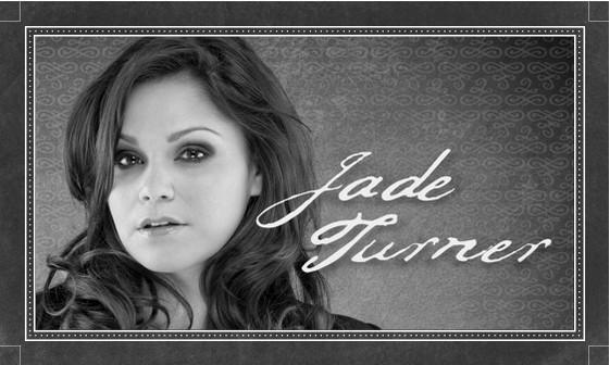 Artist Jade Turner Business Card Front