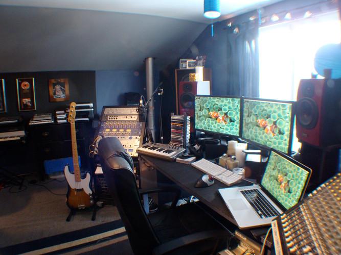 Old Vroom Studios