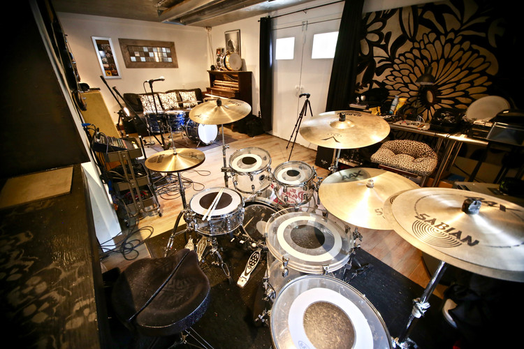 New Vroom Studios Set Up 2