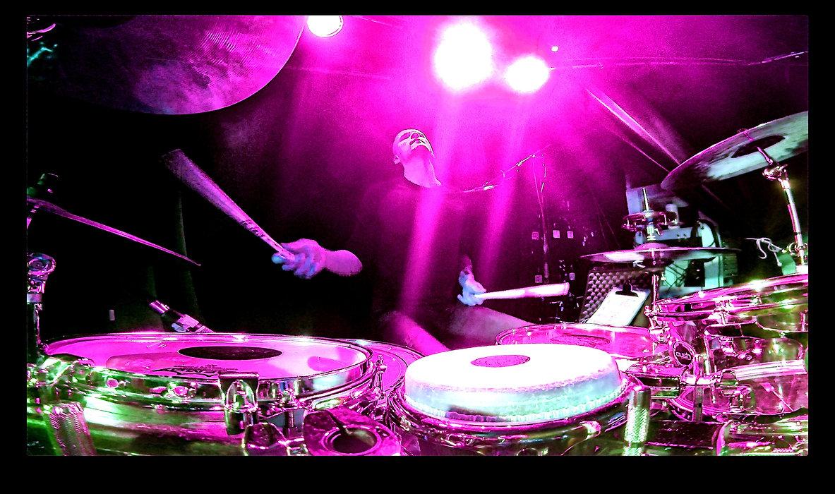 dylan hermiston sabian cymbals vic firth drum sticks