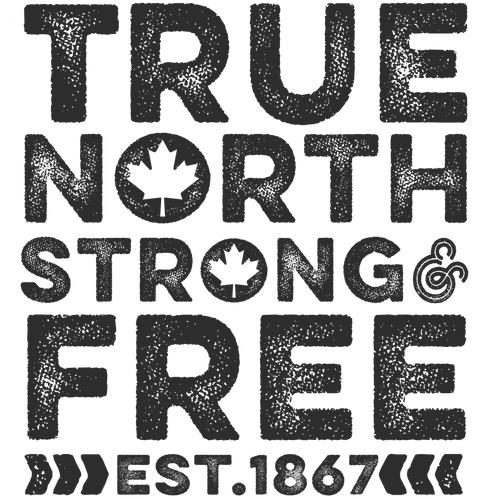 Great White North Tee Design