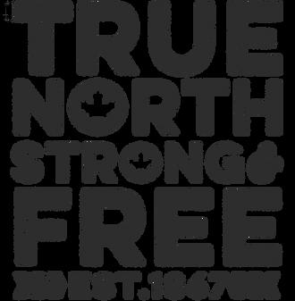 Great White North Tee Design