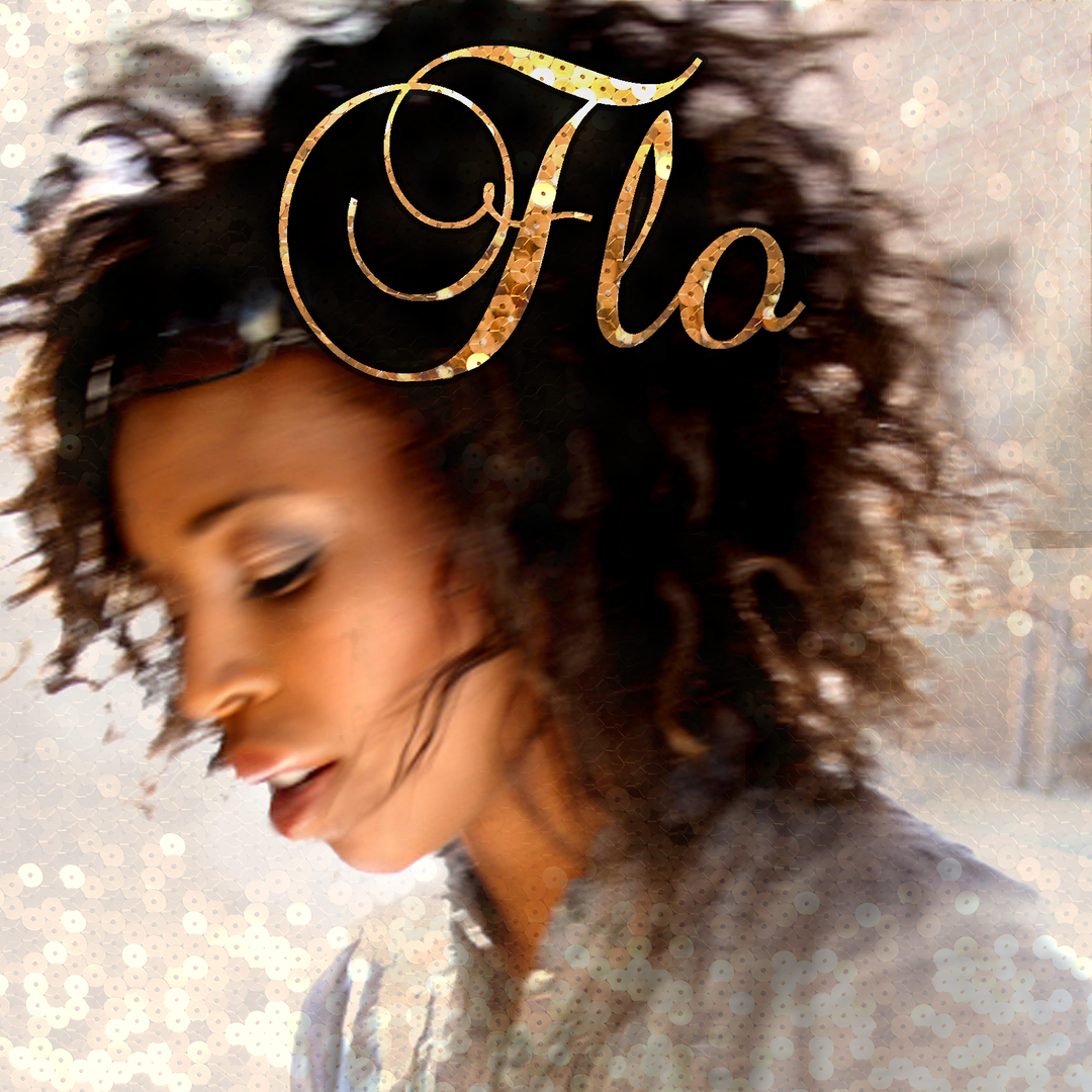 Artist Flo CD Cover Mock Up