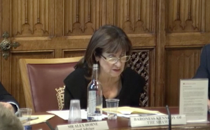Baroness Kennedy of the Shaws
