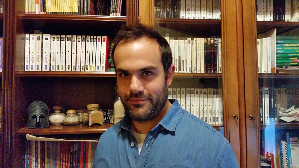Jeremy Bourgais, Faculté de droit, Université de Poitiers