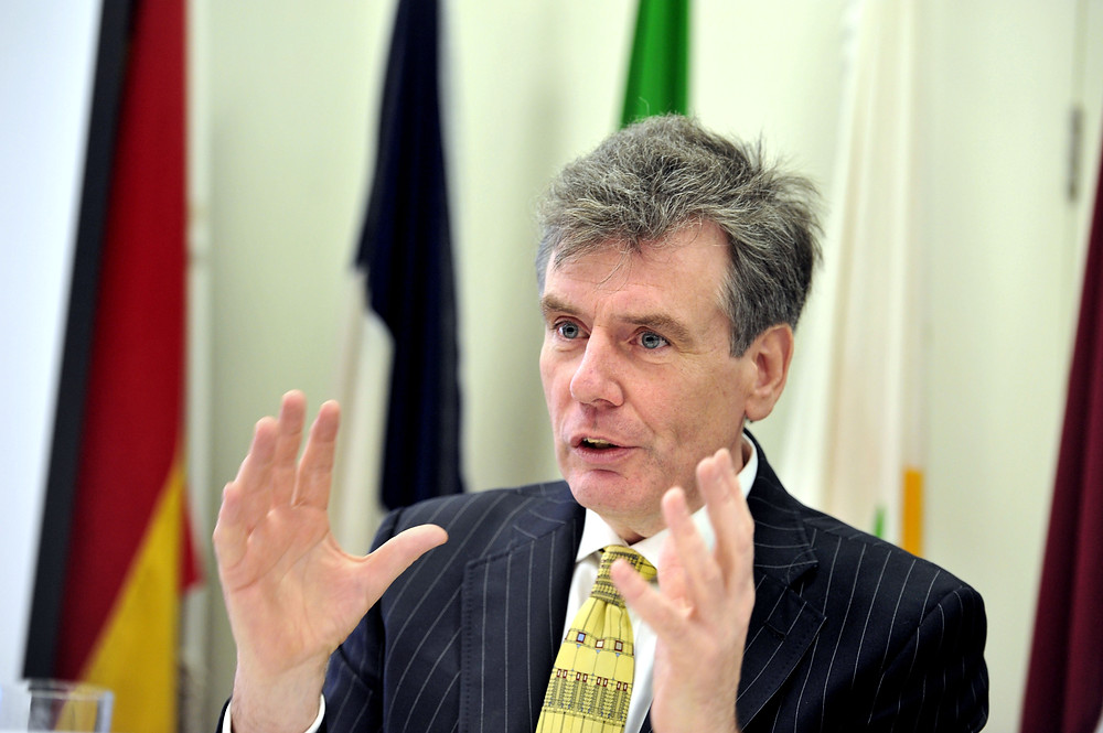Neil Carmichael MP, Chair of the Education Select Committee