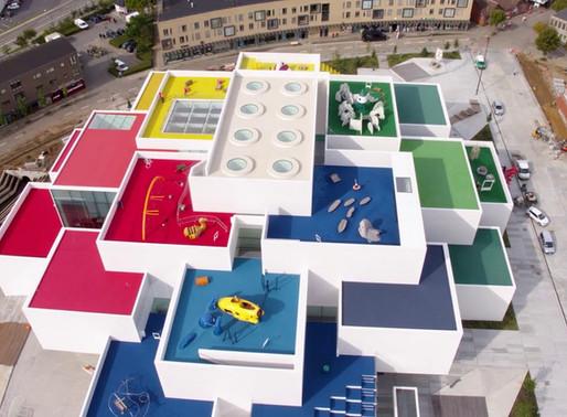 LEGO House Billund Danemarca