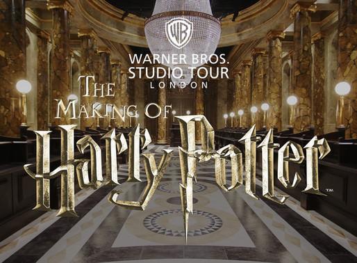 Harry Potter & Studiourile Warner Bros. Londra