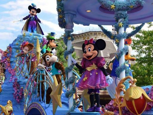 Parada Disneyland Paris