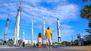 Centrul Spatial Kennedy, Cape Canaveral, SUA