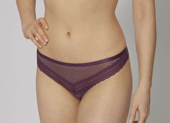 CHILOT TEMPTING TULLE HIPSTER STRING