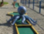 Caracatita Mini Golf