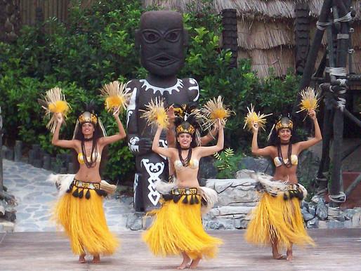Polynesian Show Portaventura Spania