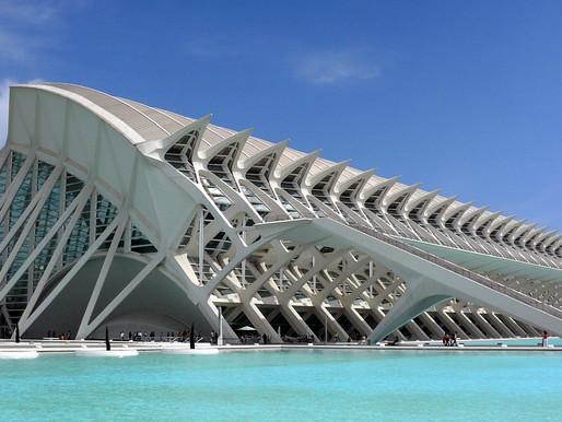 Muzeul de Stiinte din Valencia, Spania