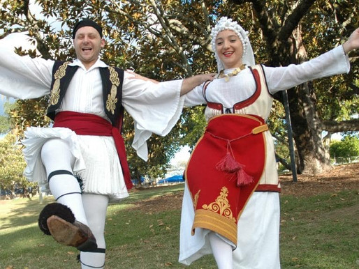 Sirtaki Dance Show