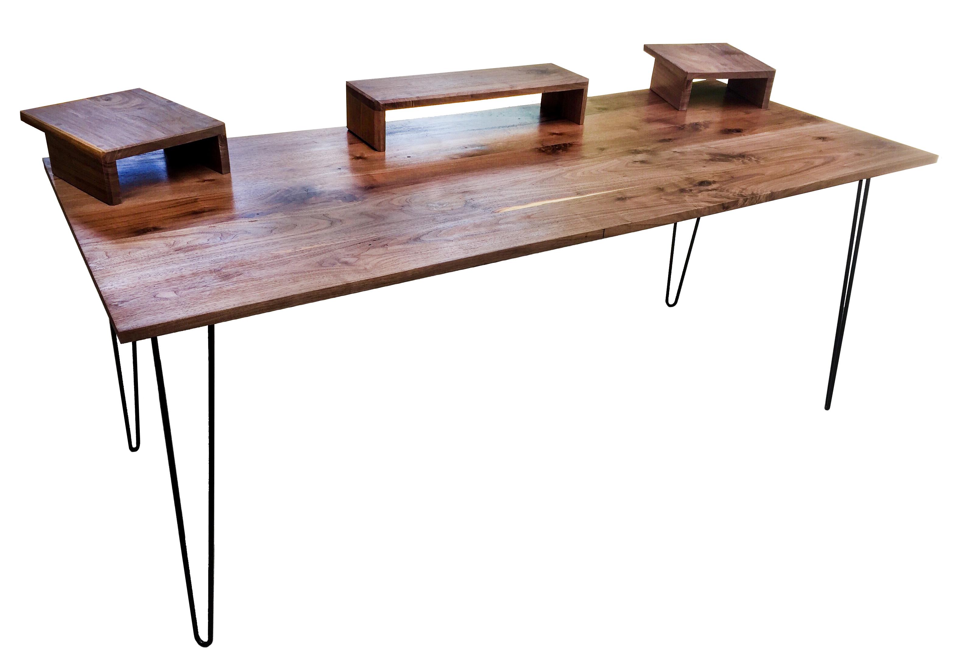 Reed's desk