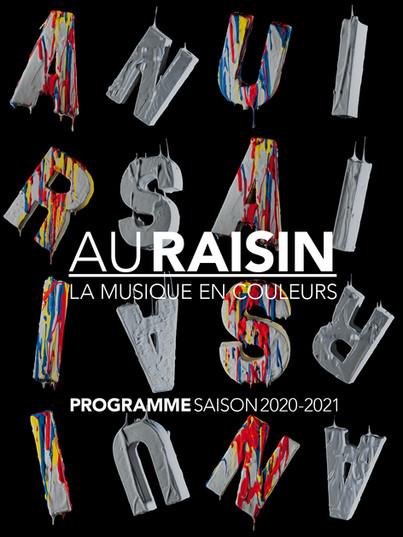Couverture du Programme 2020-21