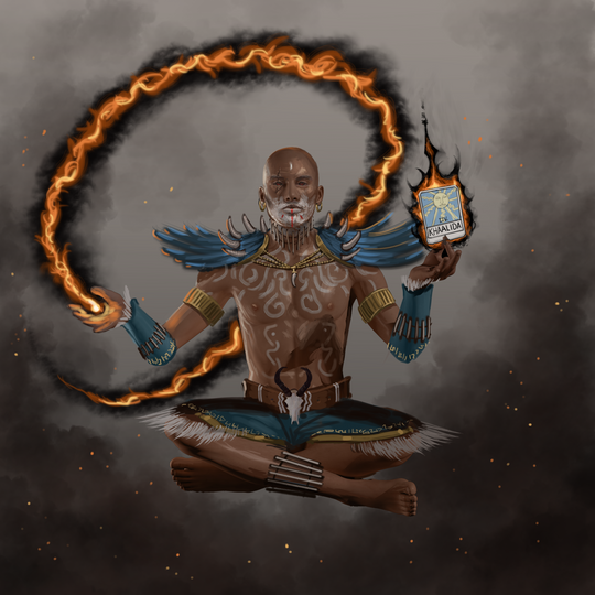 Mosi: The Dark Sorcerer