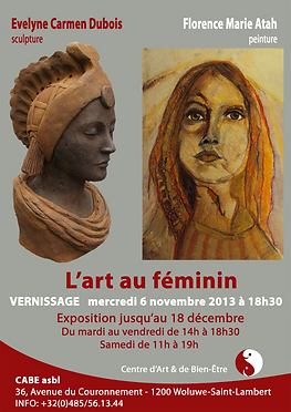 L'art au féminin