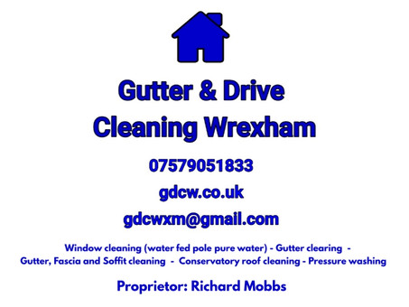 New gutter clearing blog created