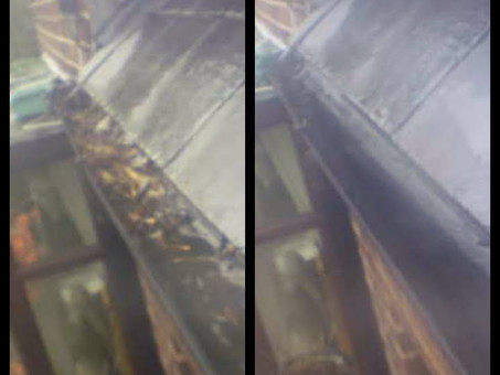Gutter clearing, within 30 mins of Wrexham. Includes Chester, Chirk, Ruabon just to name a few areas
