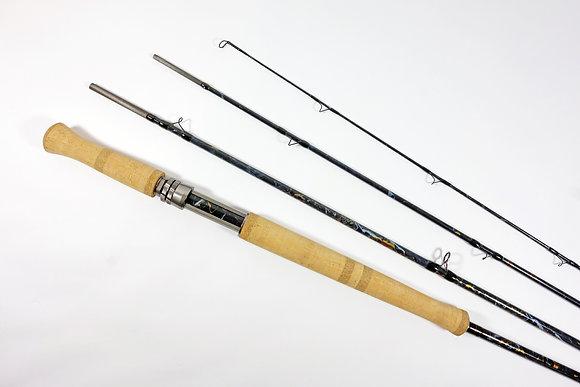 Fishfinder 12,6 ft - fluestang