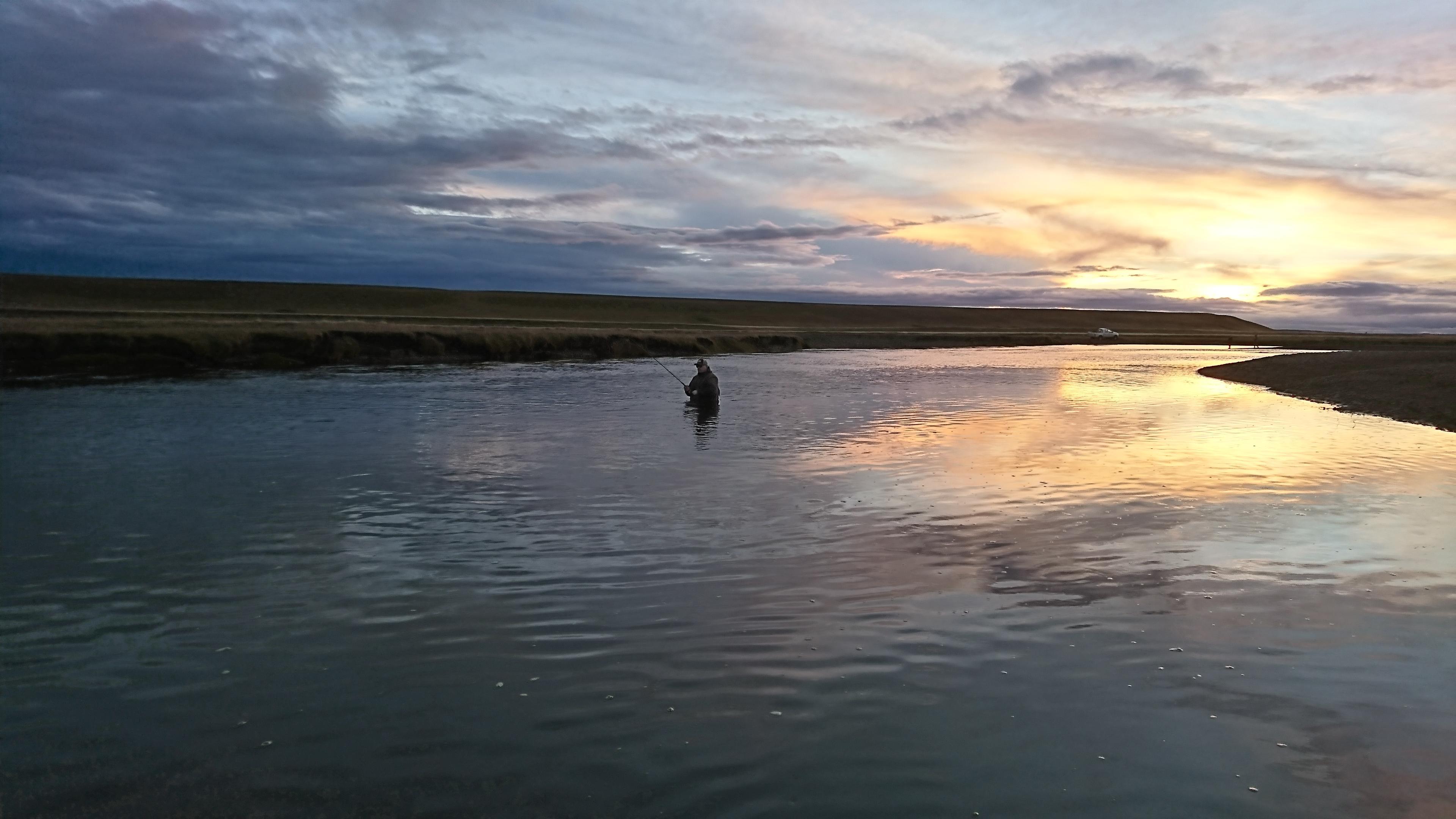 Kveld i Rio Grande