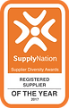 2017 Connect Registered Supplier Award.p