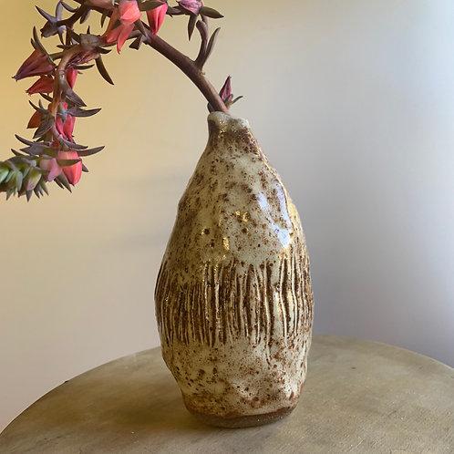 Rusty Spike Vase