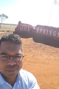 Alice Springs travels