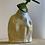 Thumbnail: Glossy White Bud Vase